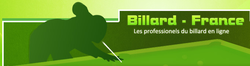 Billard-France - Les professionnels de la vente en ligne de billards